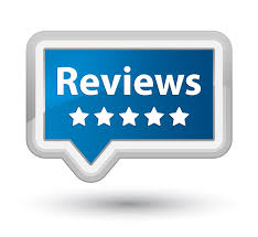 Review placard