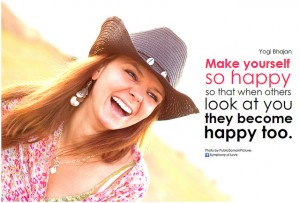 Make yourself happy discover your life goals