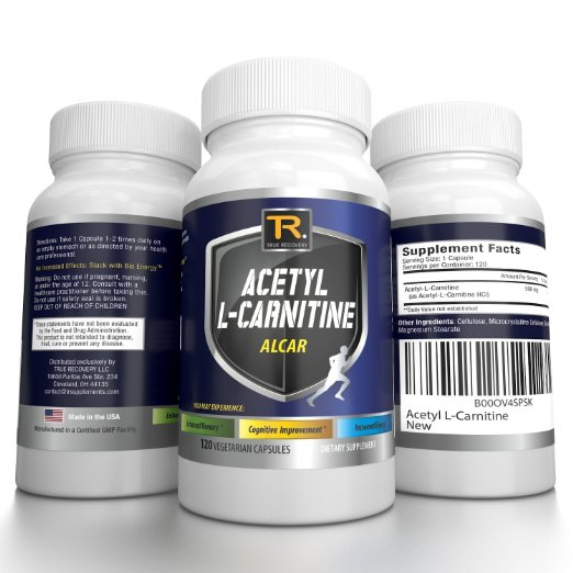 Acetyl L-carnitine Review