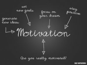 Motivation - focus on your dream and stay positive